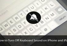 Cách tắt âm thanh bàn phím trên iPhone, iPad