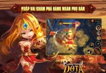 Game nhập vai cho điện thoại - Chiến thần DotA