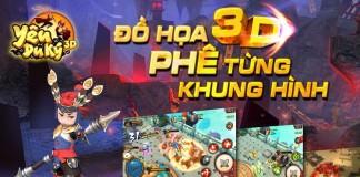 Tải Game Yêu Du Ký 3D Online