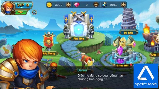 Tải Game LOL Arena cho Android và iOS