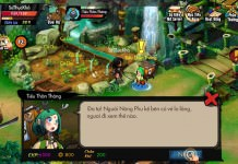Tiếu Hiệp Giang Hồ - Siêu Phẩm MMORPG