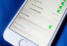 Wi-Fi Assist trên iPhone/ iPad