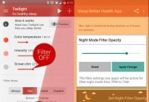 Mang tính năng Night Shift trên iOS 9.3 lên Android