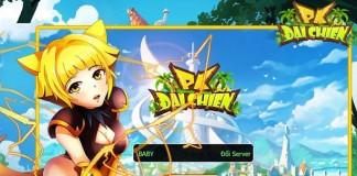 PK Đại Chiến - Pokemon Online cho iPhone