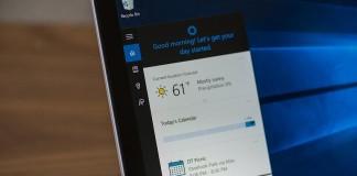 Tắt hoặc khởi động lại Windows 10 bằng cách ra lệnh trợ lí ảo Cortana