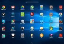 Đem giao diện iPad lên Windows