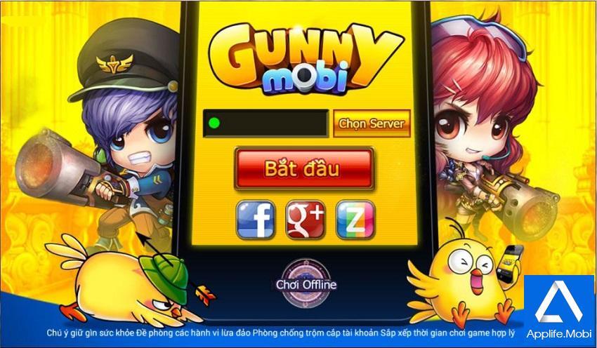 Tải Game Gunny Mobi