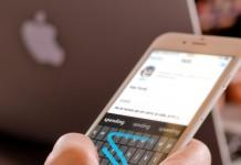 Bàn phím Word Flow cho iphone