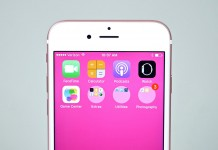 Bo tròn thư mục trên iPhone, iPad chưa Jailbreak