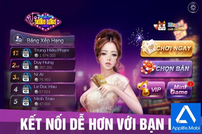 download game tien len mien nam