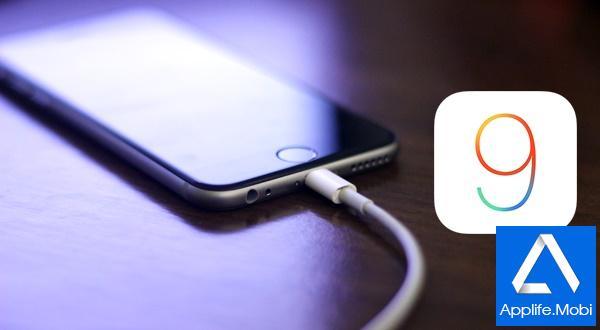Caách khắc phục một số lỗi về PIN trên iOS 9