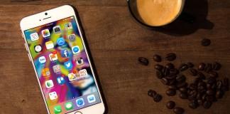 Làm hình nền mờ ảo đẹp cho iPhone