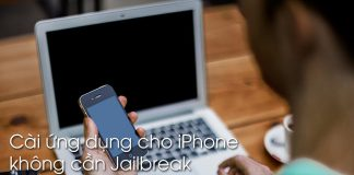 Cài ứng dụng cho iOS từ máy tính không cần JailBreak